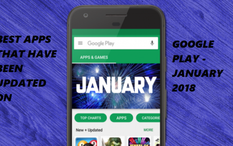 BEST APPS THAT HAVE BEEN UPDATED ON GOOGLE PLAY