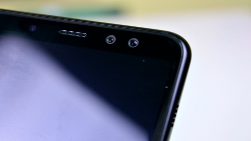 All camera modes of the Samsung Galaxy A8 2018