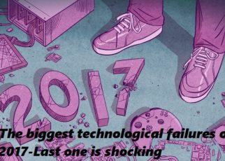 The biggest technological failures of 2017