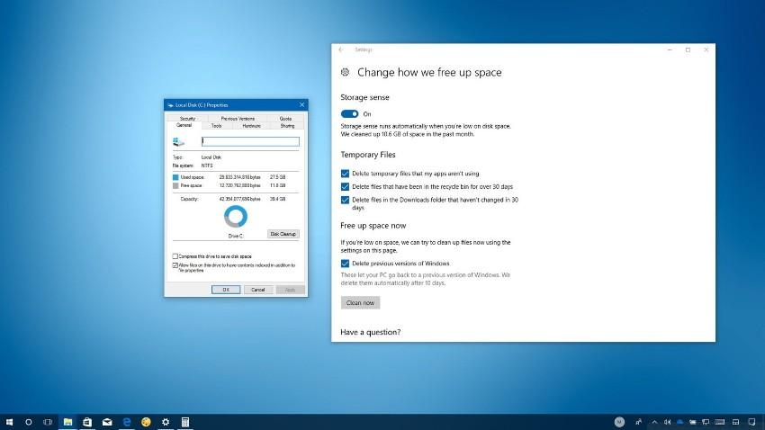 Windows 10 tools