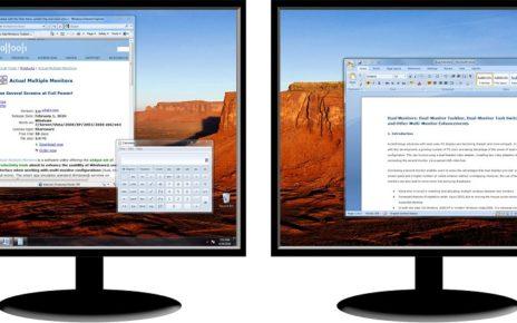 Dual Monitor Tools