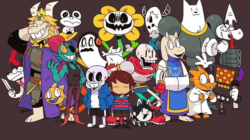 games like Undertale